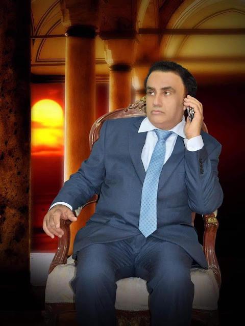 محمد الصحماوي ل سحر الحياة أتمنى أن أكون في وسط الناس إلي بتحبني
