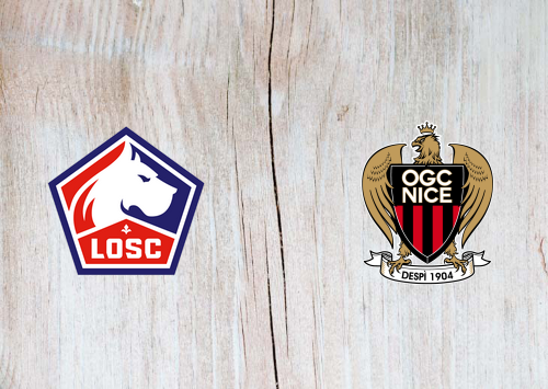 Lille vs Nice -Highlights 01 May 2021
