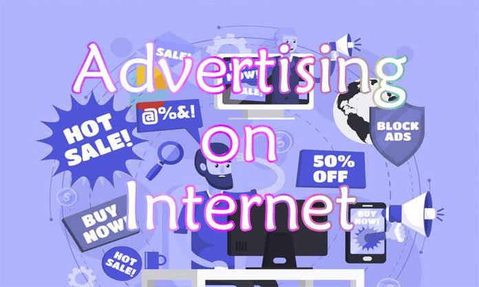 Advertising on Internet