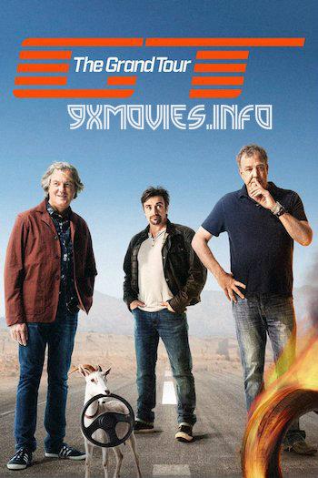 The Grand Tour S02E11 English 720p WEB-DL 450MB ESubs
