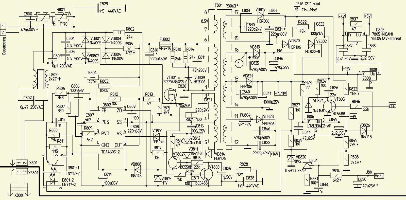 Electro help: 21CT05FS - 25CT06FS - 29CT07FS - AKAI TV ...