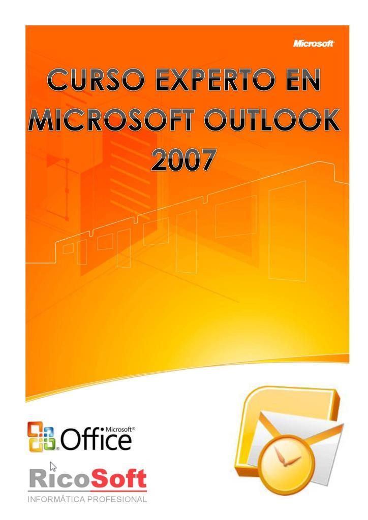 Curso Experto en Microsoft Outlook 2007 – AulaClic