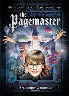 The Pagemaster (1994) ταινιες online seires xrysoi greek subs