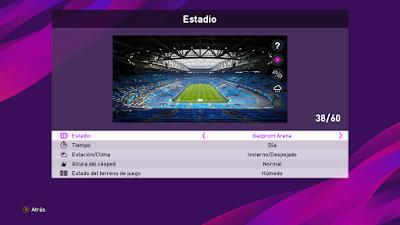 PES 2020 Stadium Unlock DLC 7.0 by Jostike Games
