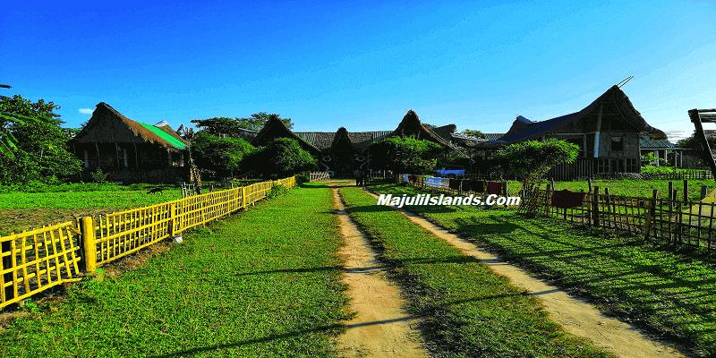 Dekasang Resort-Majuli, Dekasang Resort Contact Details