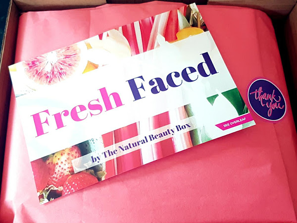 The Natural Beauty Box: Fresh Faced