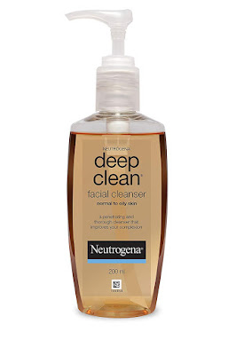 Top 10 Paraben-Free Face Wash in India for Oily, Sensitive, and Acne-Prone Skin-Neutrogena Deep Clean Facial Cleanser