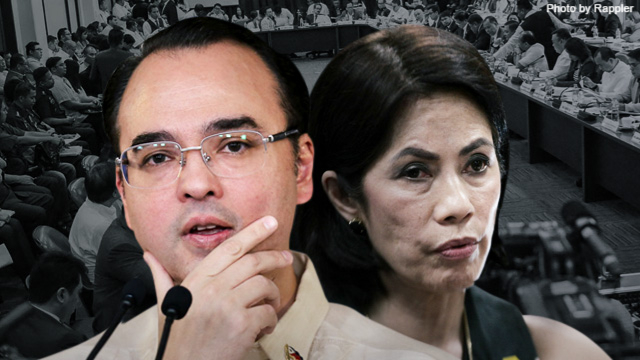 SHOCKING! Duterte's niece reveals why Cayetano did not vote for Lopez