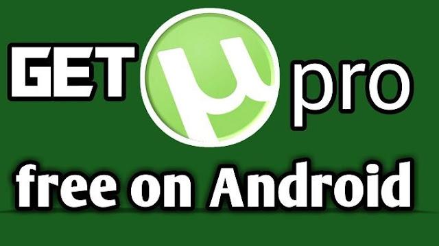 تحميل تطبيق uTorrent Pro
