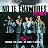 Letra : No te enamores Remix - FARRUKO, JAY WHEELER [Lyrics]