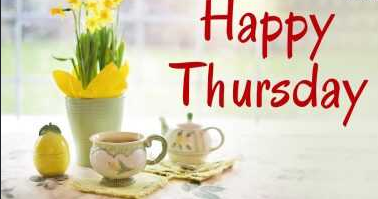 Happy good morning Thursday Hd images and quotes downoad