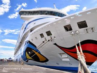AIDA CRUISES - Alicante - Triatlón - AIDAvita