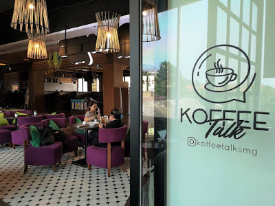 koffee talk grand edge hotel semarang