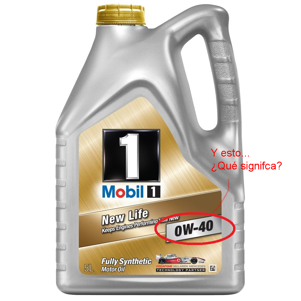 Autos en colombia aceites de motor parte 3 for Viscosidad del aceite de motor