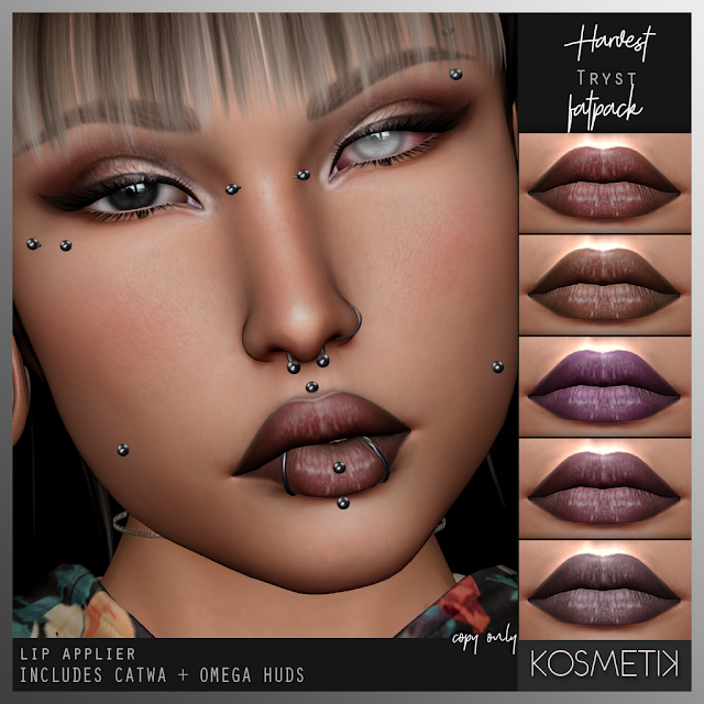 KOSMETIK @ The Makeover Room [OCT 01]