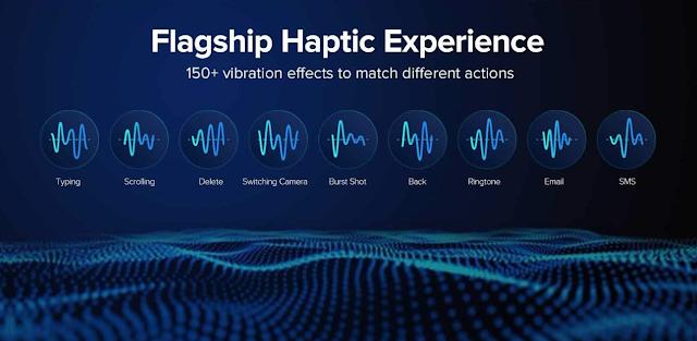 Flagship Haptic Experience