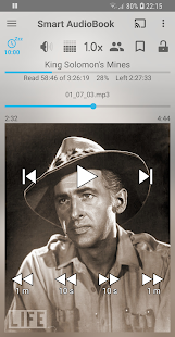 Smart AudioBook Player v4.6.7 [Full][SAP] APK