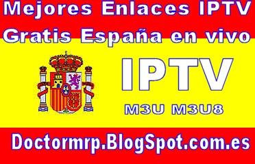 Mejores enlaces iptv gratis españa en vivo