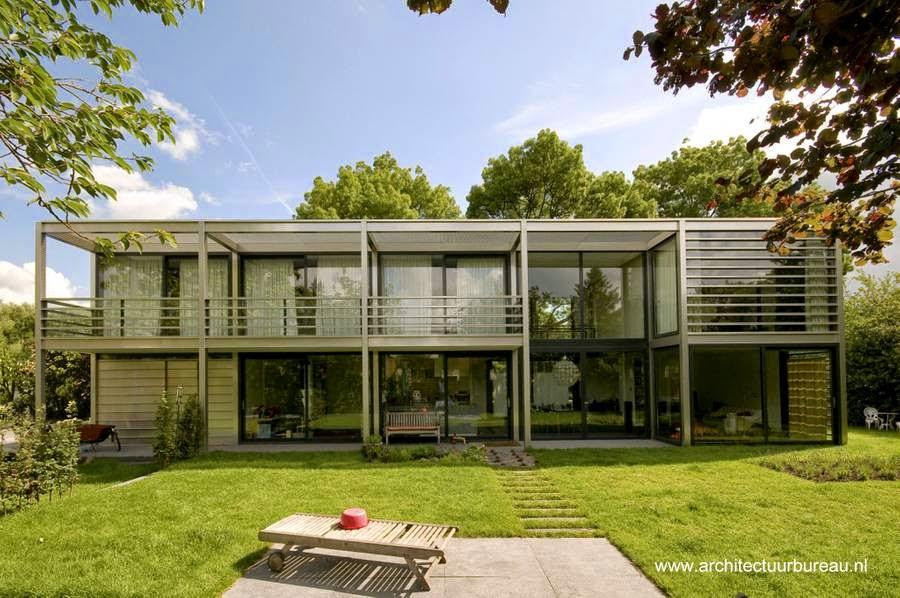 Residencia contemporánea de campo en Holanda 2011