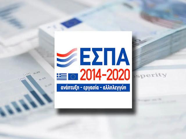 Ενίσχυση πολύ μικρών και μικρών επιχειρήσεων της Περιφέρειας Πελοποννήσου