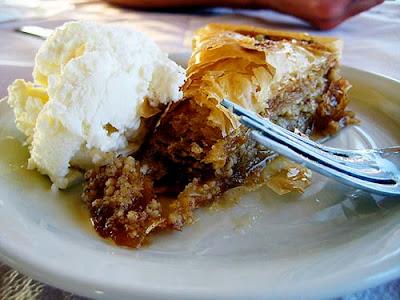 Sweet Easy Baklava African Dessert.