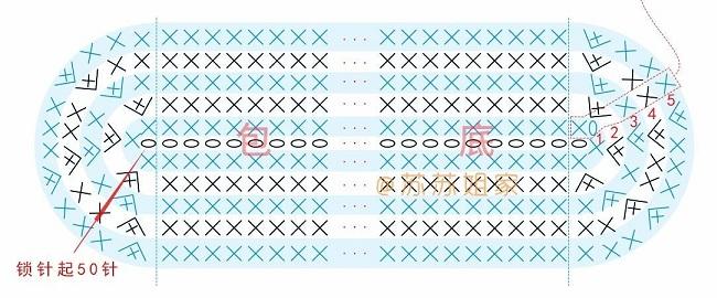Схемы вязания крючком сумочки с ажурным клапаном (1)