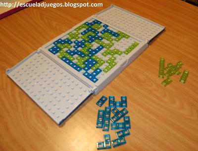 Review de Blokus to go, juego de mesa de Mattel