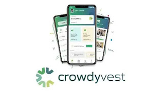 is Crowdyvest Review Legit or Scam - How it works