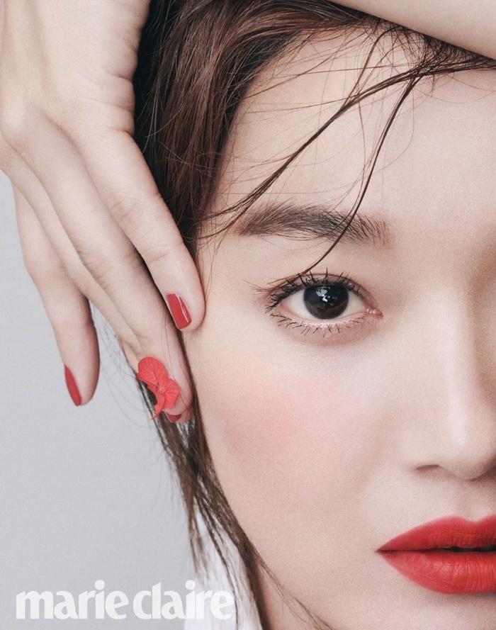 Shin Min Ah, Shin Min Ah Marie Claire, Shin Min Ah 2020, 신민아
