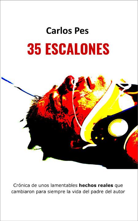 Portada del libro 35 ESCALONES