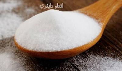 تنظيف الثلاجه بيكربونات الصوديوم