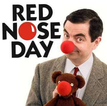 Red Nose Day Wishes for Instagram