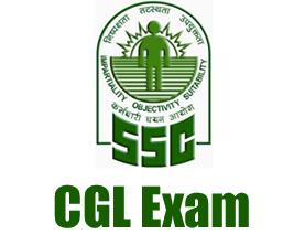 SSC CGL 2016 Exam