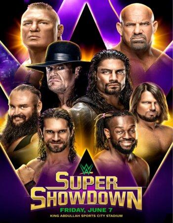 WWE Super ShowDown 2019 PPV 720p 480p WEBRip Full Show Download
