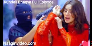 Kundali Bhagya Full Episode || 9 October 2019