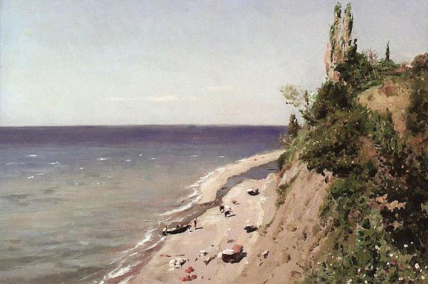 Маковский Владимир Егорович - Берег Крыма. 1889