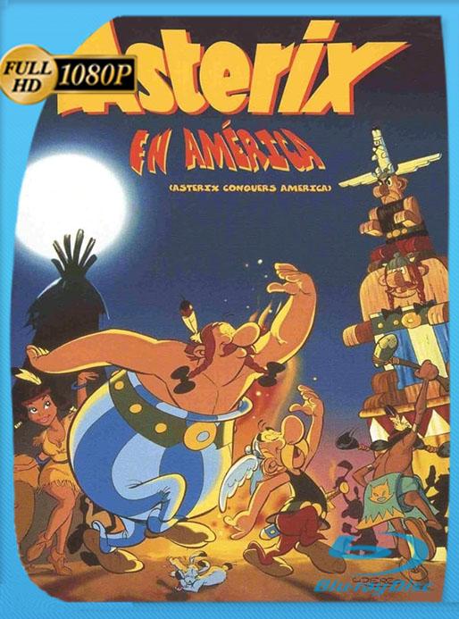 Asterix Conquista América 1994 1080p Latino (Astérix et les indiens) (Asterix in America) [GoogleDrive] [tomyly]