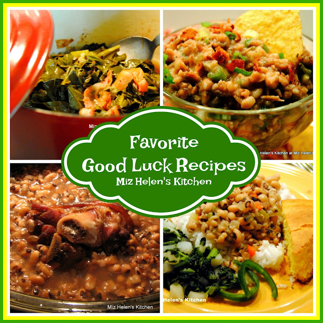 Favorite Good Luck Recipes at Miz Helen's Country Cottage