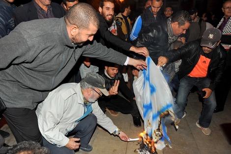 """الجهوية 24 - أمريكا تحذر رعاياها من """"مظاهرات عنيفة"""" بالمغرب بعد قرار ترامب"""