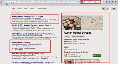 Rumah Herbal Soreang Terverifikasi Google Bisnisku