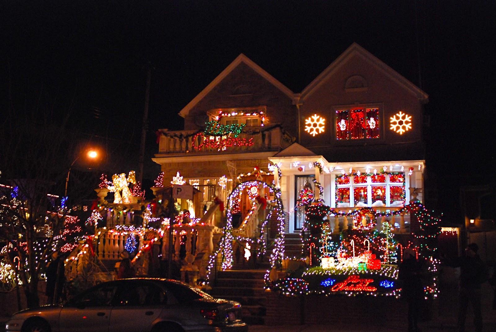 Brooklyn Christmas Lights