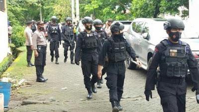 Kapolda Sulsel: Terduga Teroris yang Ditangkap di Makassar Anggota FPI