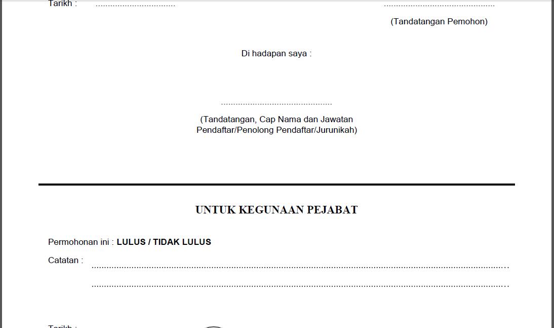 Mohon Kebenaran Berkahwin Melalui Sppim Kedah