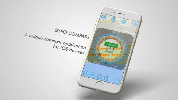 compass gps apps for iphone ipad ios