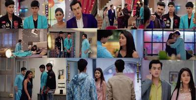 "Yeh Rishta Kya Kehlata Hai Episode 28th January 2020 Written Update "" Kartik Supports Luv-Kush Naira Gets Angry ""."
