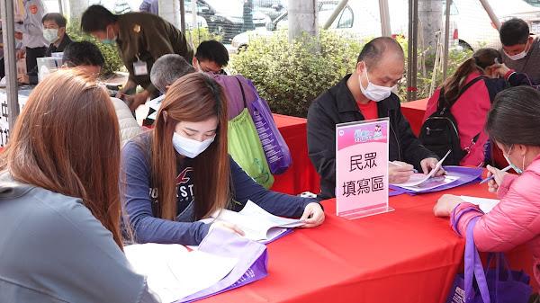 南郭國小就業博覽會13日登場 釋出逾千職缺