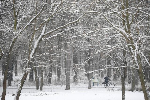 Újabb havazás érkezik, figyelmeztetést adtak ki Hajdú-Bihar megyére