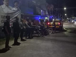 Jaga Kamtibmas Jelang Pilkada 2020, Polres Pelabuhan Makassar Gencarkan Patroli