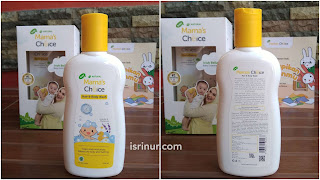 Mama's Choice Baby Hair & Body Wash