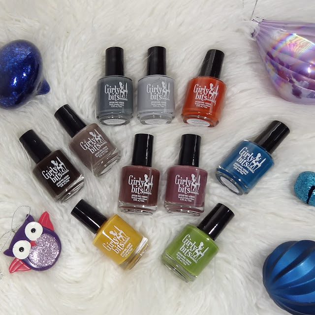 Girly Bits Fall 2017 Collection